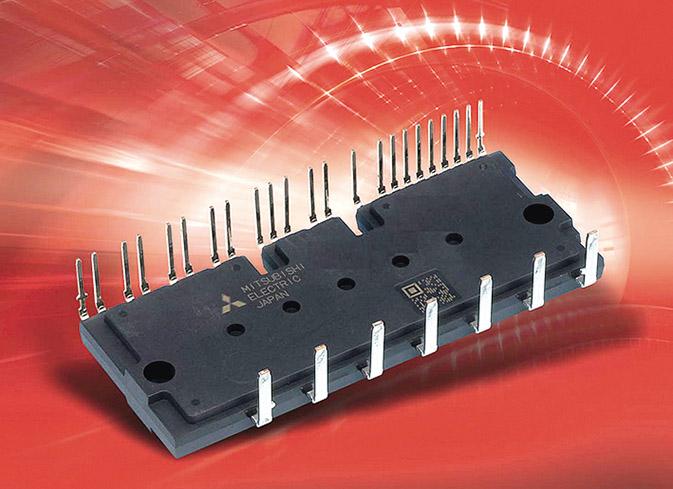 Модули DIP-IPM 1200 В/50 А Mitsubishi Electric