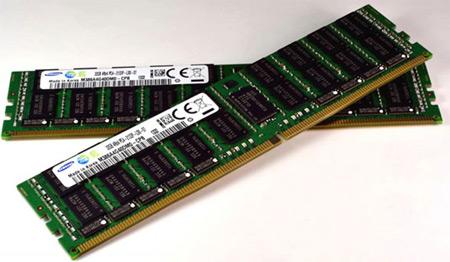 Samsung начала серийное производство модулей памяти DDR4 на базе технологии 3D TSV