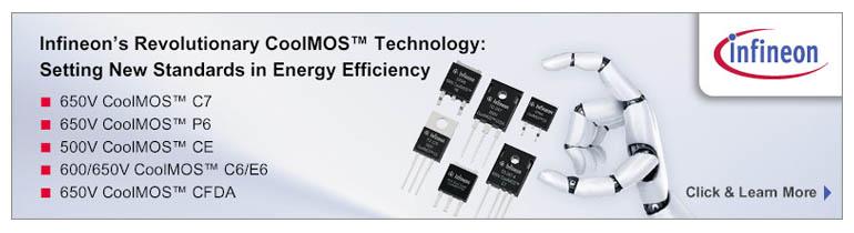 Infineon Technologies: лидирующая на рынке CoolMOS™ технология