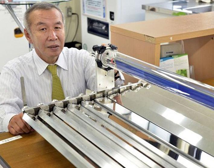 Smart Solar International разработала поворотную солнечную панель оригинальной конструкции