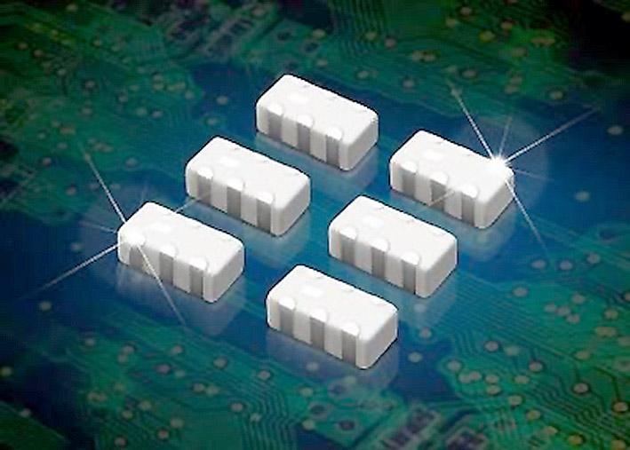 Фильтр 2,4 ГГц с симметричным выходом