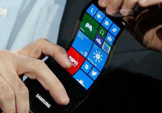 Рынок гибких дисплеев в 2020 году достигнет 800 млн единиц