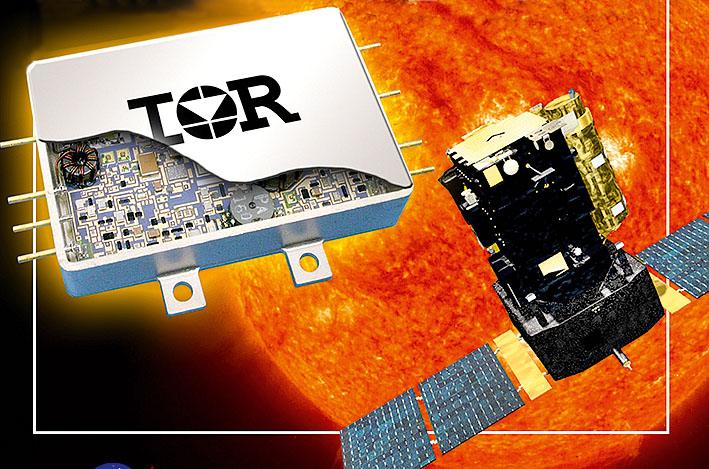 Радиационно-стойкие низковольтные DC/DC-преобразователи серии LS со встроенным помехоподавляющим фильтром