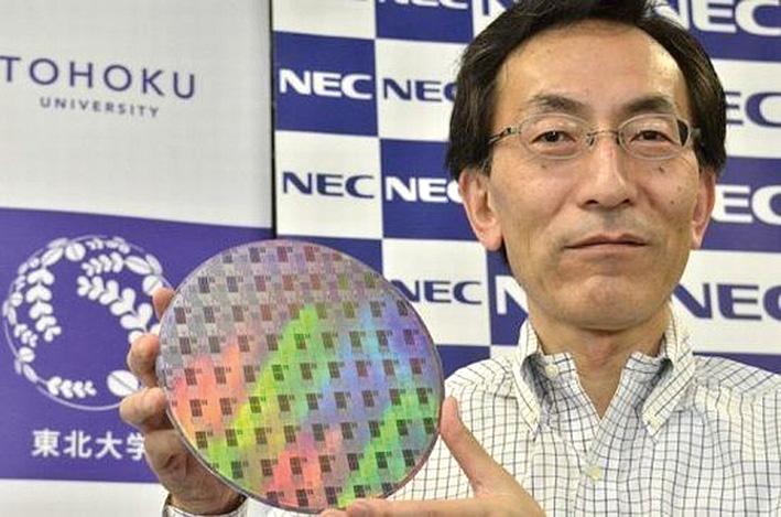 NEC представила новый тип энергонезависимой памяти