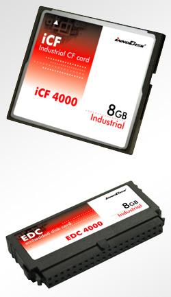 ПРОСОФТ предлагает новые накопители FLASH-памяти от InnoDisk