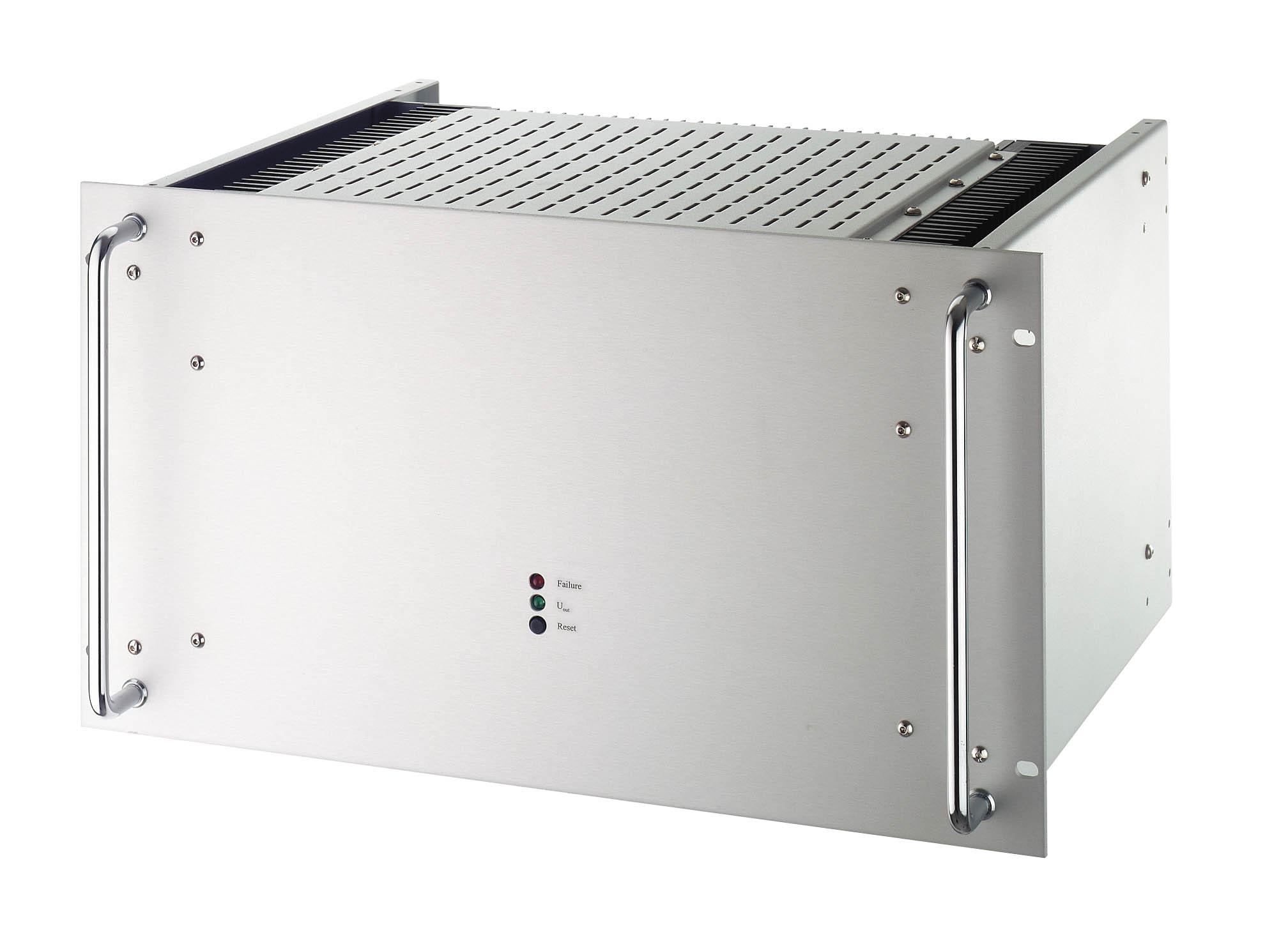 12-кВт источник питания с выходным напряжением 3000 В