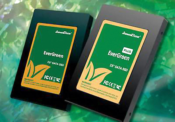 Flash-SSD с объёмом памяти от 6 до 256 Гб для диапазона от –40 до +85°C