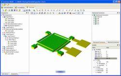 Вышла новая версия системы проектирования Coventor MEMS+ 5.0