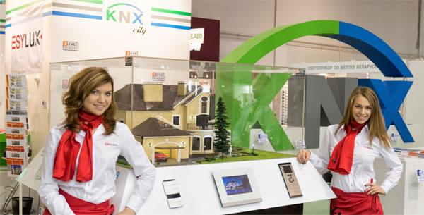KNX city на Interlight Moscow