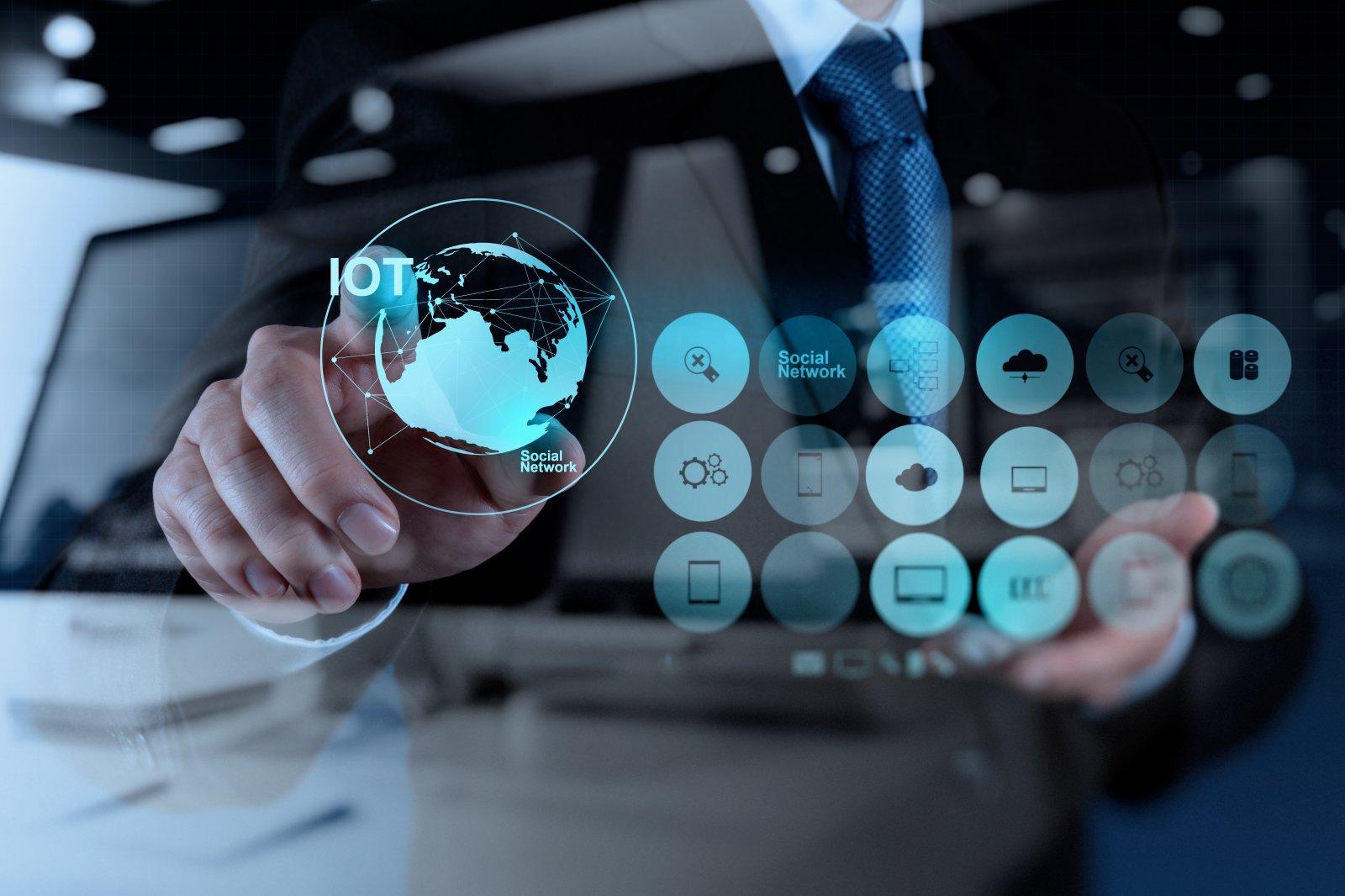 Среднегодовой темп роста IoT в телекоме до 2020 г. составит 42%