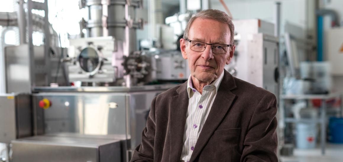 Технологической премии Millennium Technology Prize 2018 удостоен финский физик Туомо Сунтола