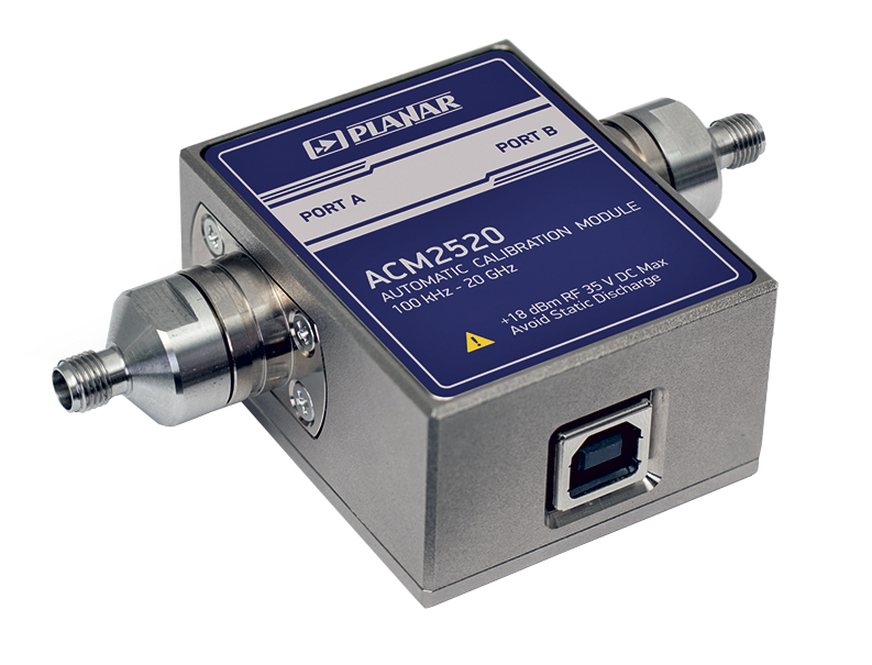 Автоматический калибровочный модуль 20 ГГц для векторных анализаторов цепей