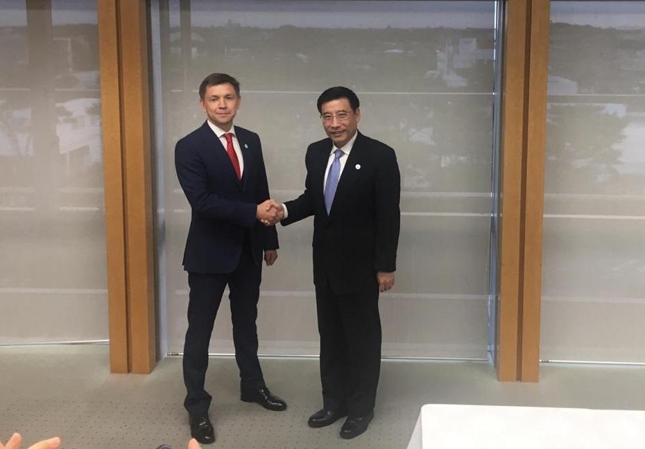 Константин Носков предложил локализовать производство китайского телеком-оборудования в России