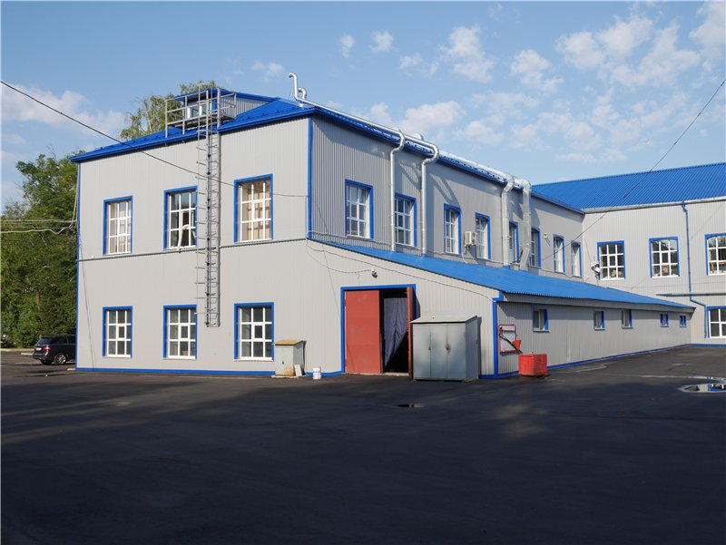 Запуск нового технологического процесса на заводе компании Резонит в Зубово