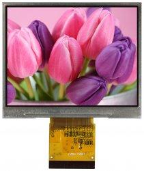 """3,5"""" цветной TFT ЖК-дисплей со встроенным контроллером SSD2119Z7"""