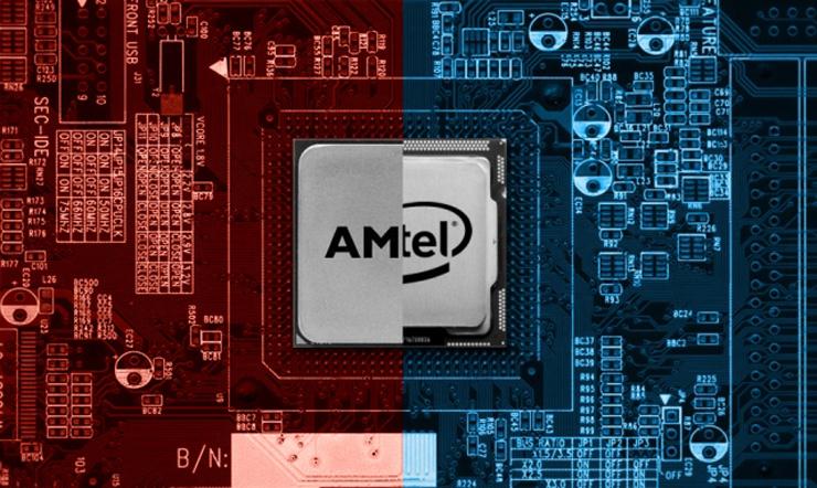 AMD и Intel объединились для создания принципиально новых процессоров