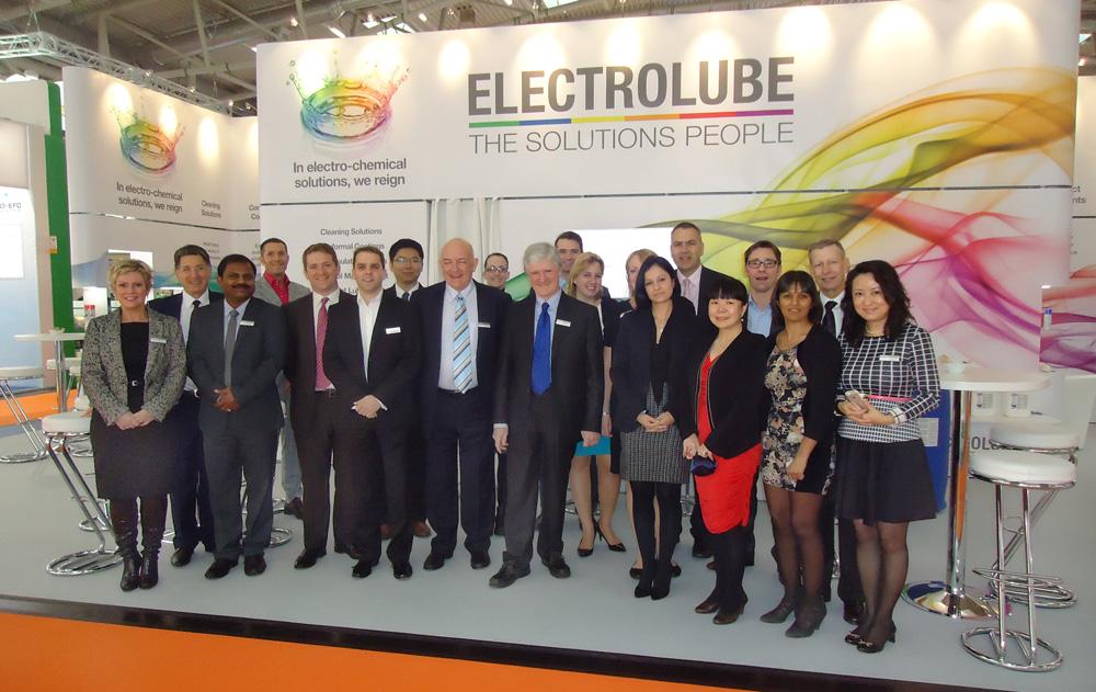 Служба поддержки Electrolube в России