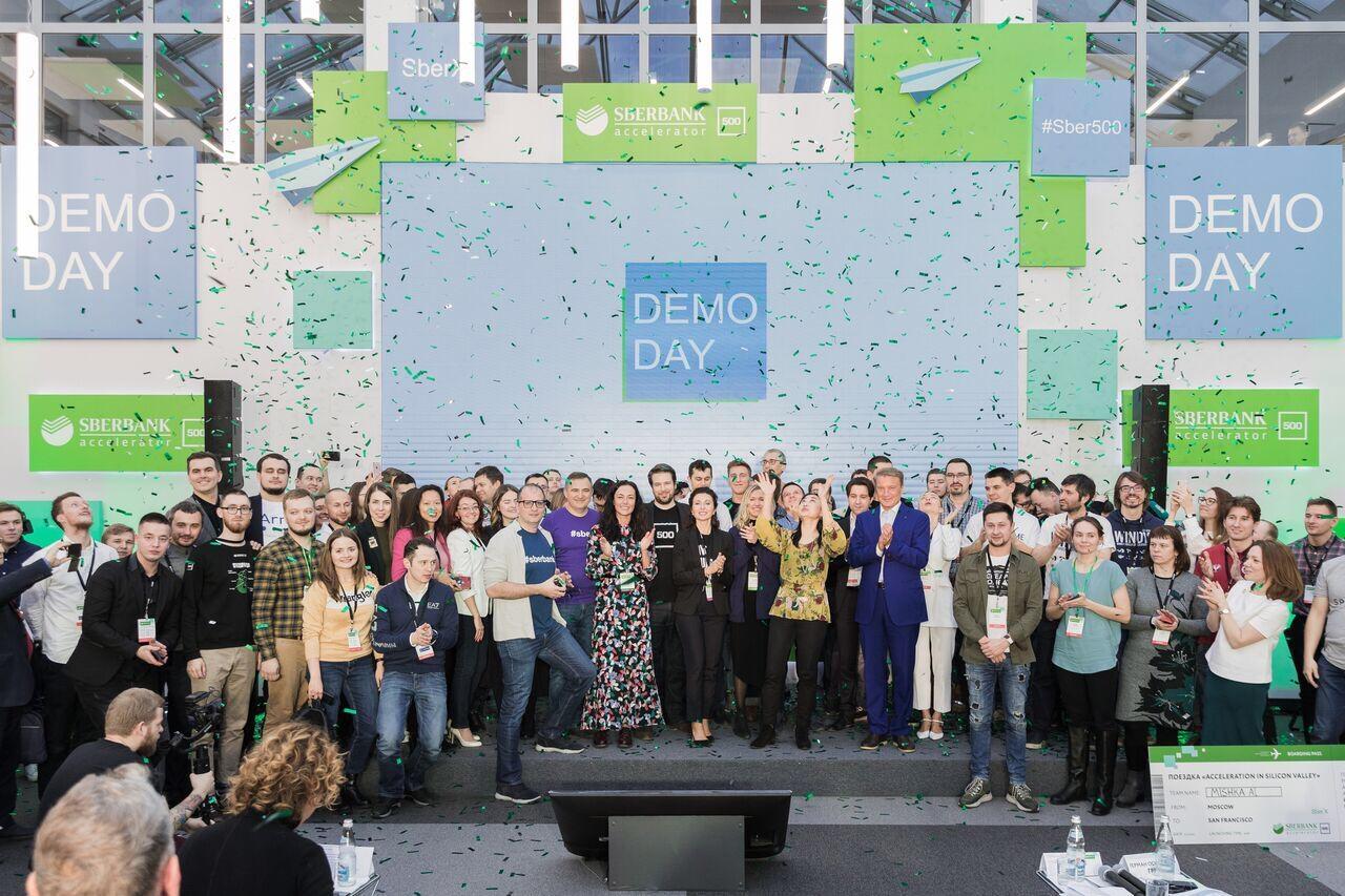«Сбербанк» и 500 Startups выбрали 7 стартапов для Кремниевой долины