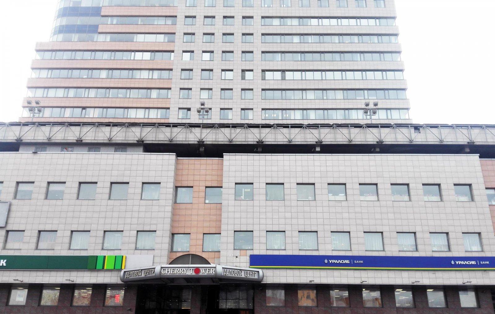 Московский офис Advantech переехал в БЦ «Черри Тауэр»