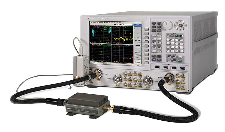 Семинар Keysight «Современные методы тестирования параметров антенн»