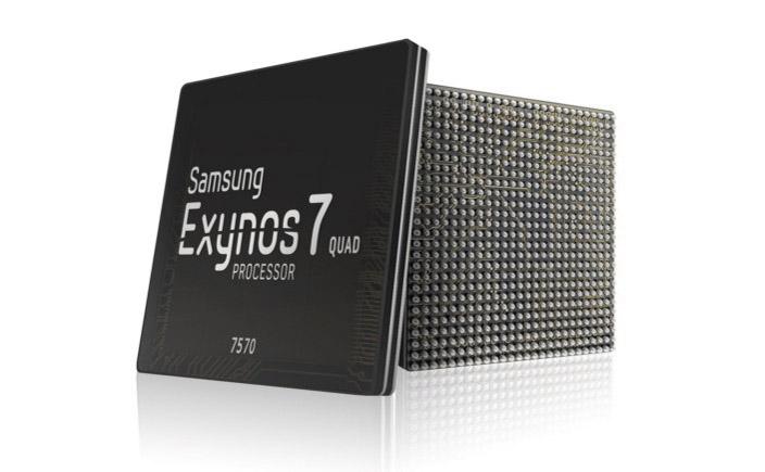 SoC Exynos 7570 – бюджетное решение для Интернета вещей