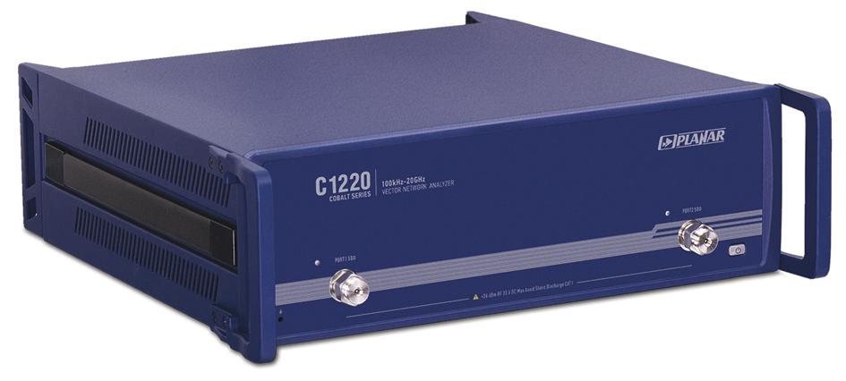 Новый 20 ГГц векторный анализатор цепей С1220  от ООО «Планар»
