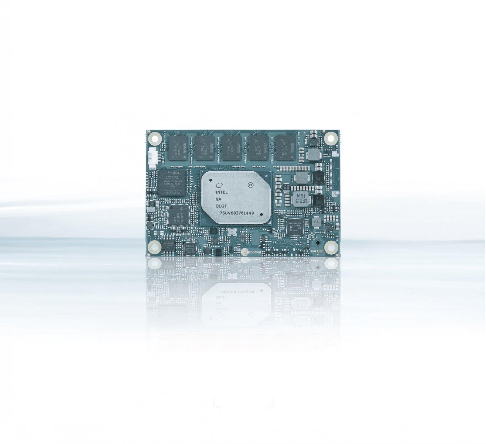 Новое будущее Интернета вещей: модули COM Express Type10 на Intel Apollo Lake