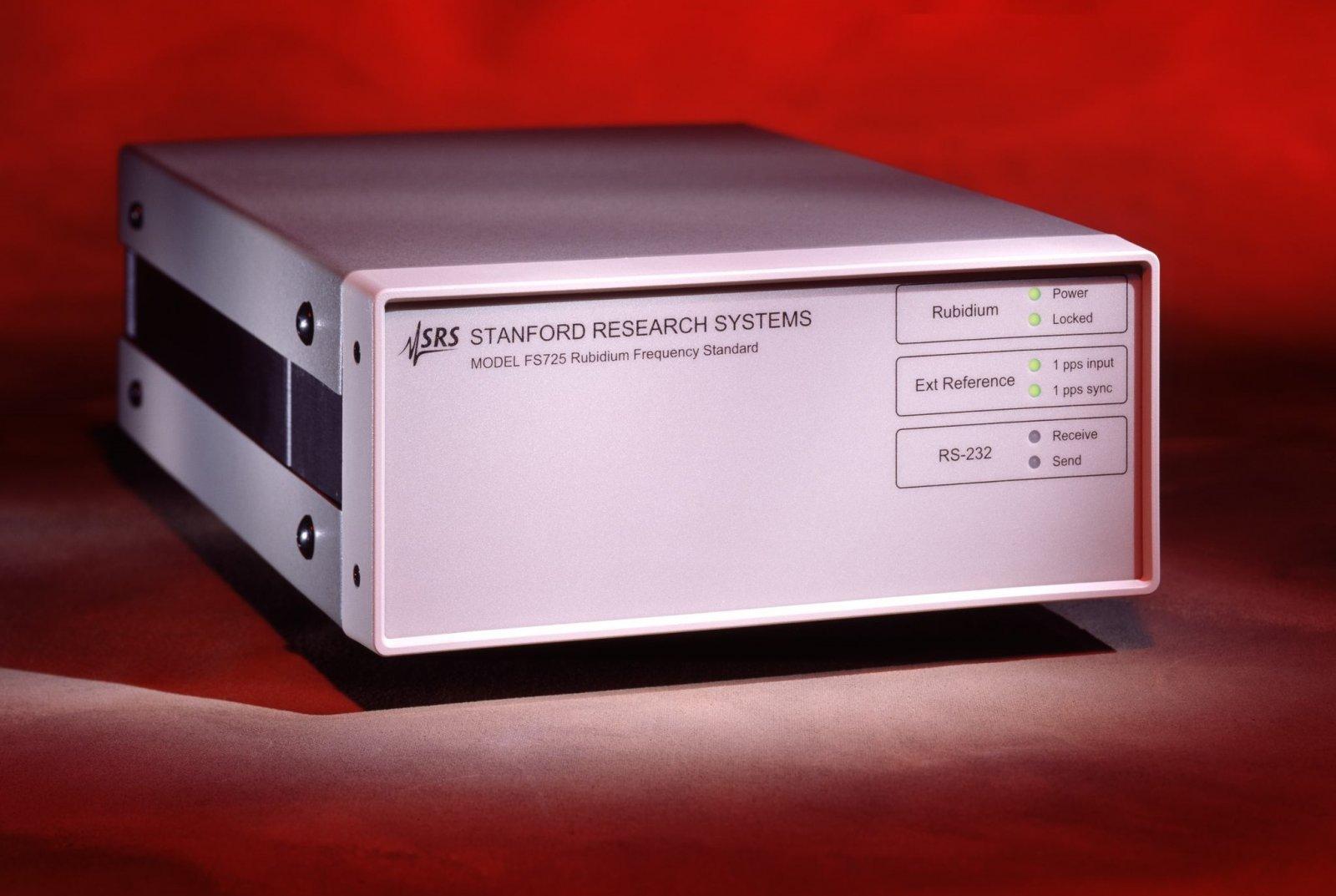 «Интермера» представляет стандарт частоты рубидиевый FS 725