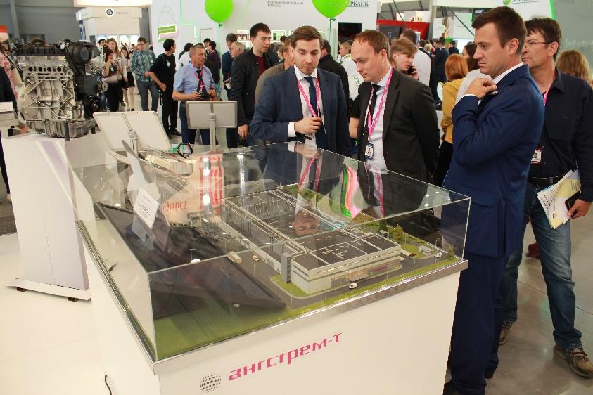 «Ангстрем-Т» на промышленной выставке ИННОПРОМ-2017
