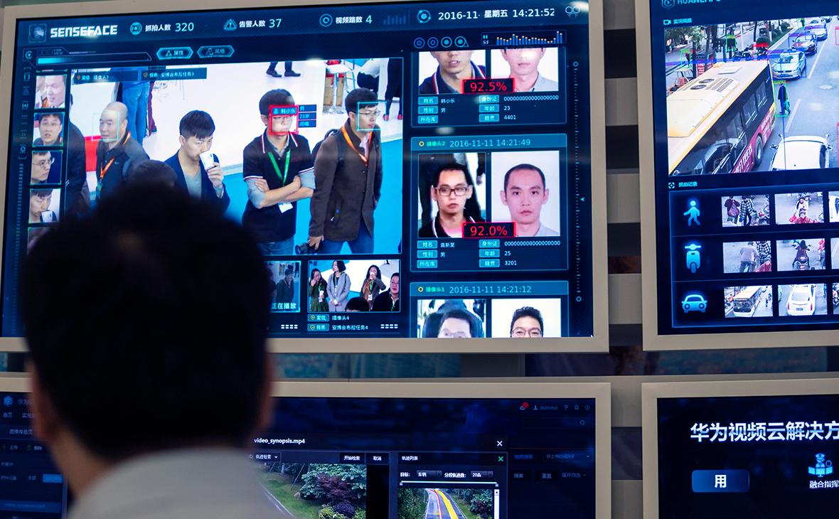 СМИ сообщили о продаже Huawei российской технологии распознавания лиц