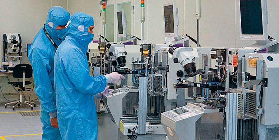 GS Nanotech признан самым амбициозным проектом