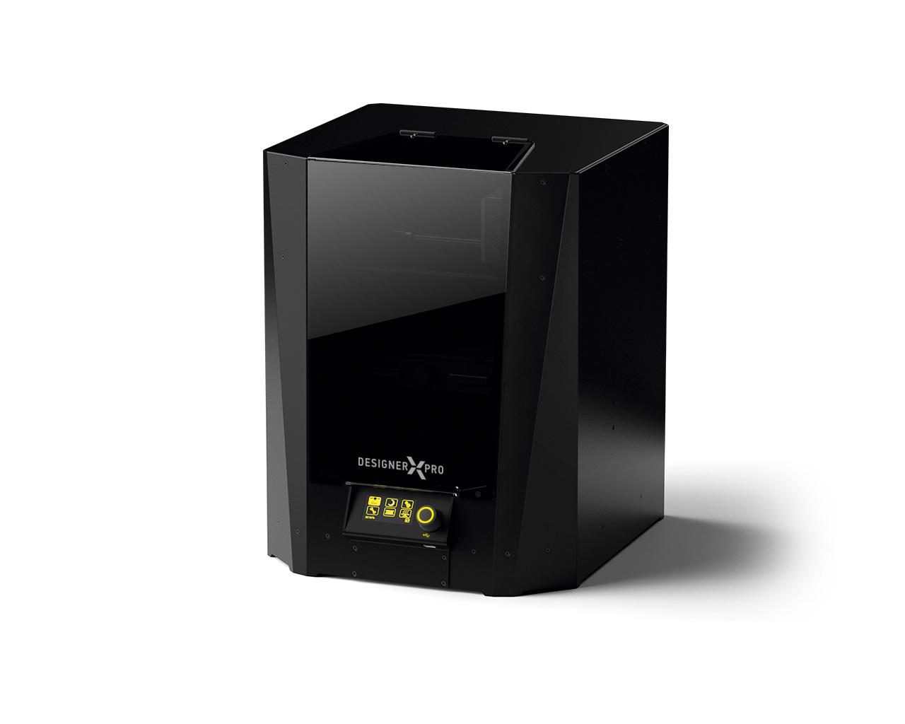 Designer X PRO – первый 3D-принтер из обновлённой линейки PICASO 3D