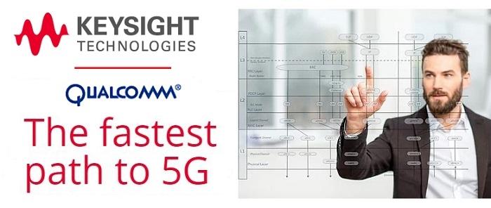 Keysight Technologies и Qualcomm расширяют сотрудничество в области инновационных технологий разделения частотного диапазона при развертывании сетей 5G