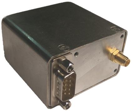 Новый малогабаритный рубидиевый генератор частоты РСЧ-М101