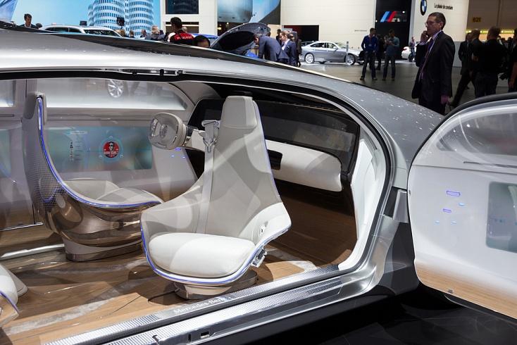 Беспилотные автомобили. Состояние рынка, тренды и перспективы