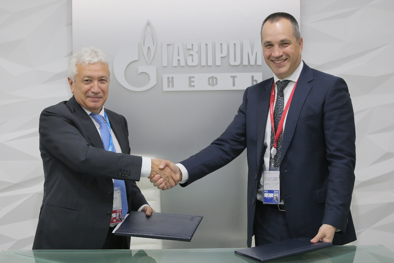 «Цифра» поможет «Газпром нефти» создать первый «цифровой завод»