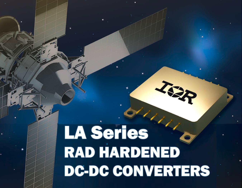 Высокоэффективные радиационно стойкие 20-ваттные DC/DC-преобразователи