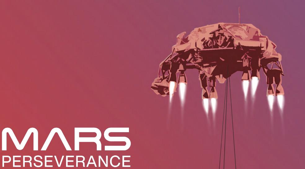 Телеканал «Наука» в прямом эфире покажет посадку марсохода NASA на Марс