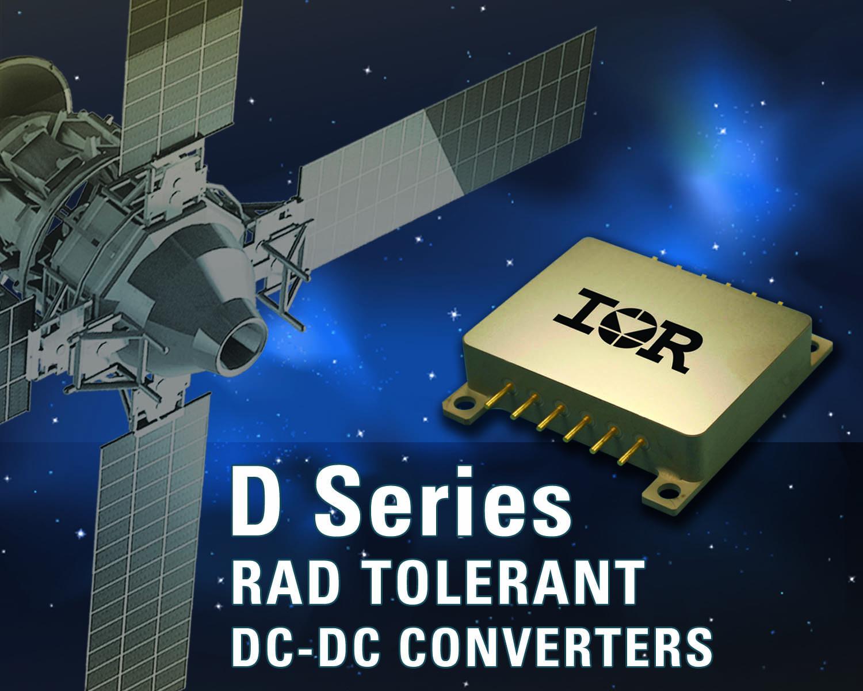 Радиационно устойчивый двухканальный DC/DC-преобразователь D2801R503R3P дополнил серию D28
