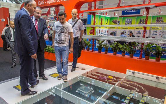 Инновационный салон «Промышленная Светотехника Москва»