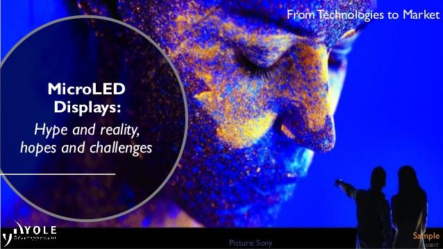 Foxconn и Sharp инвестируют в исследования и разработки в области микро LED R&D