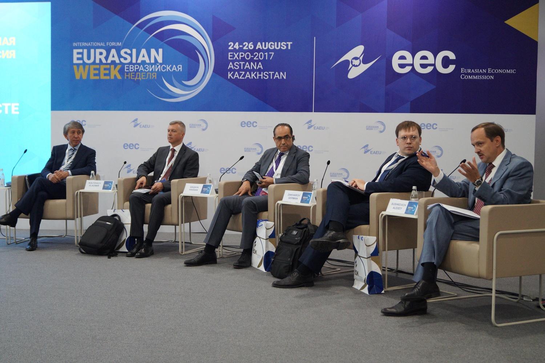 Микрон предложил сформировать дорожную карту по маркировке товарных групп в рамках проекта ЕАЭС