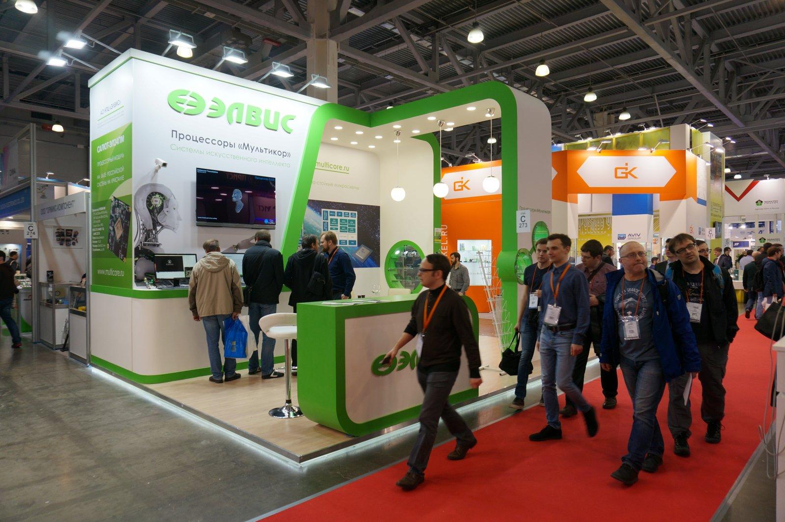 Посетите ведущие выставки электронной отрасли – ExpoElectronica и ElectronTechExpo