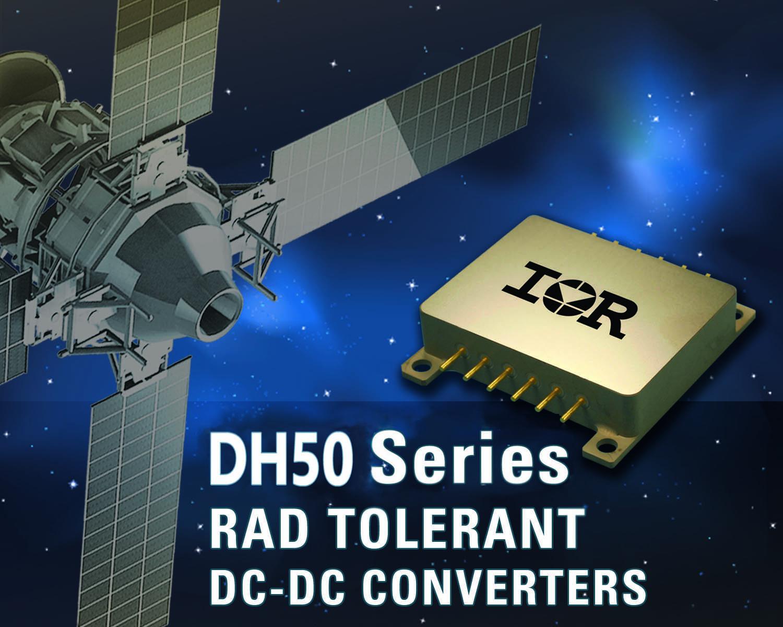 Двухканальный радиационно стойкий DC/DC-преобразователь DH5001R803R3P малой мощности с раздельной стабилизацией напряжения выходных каналов