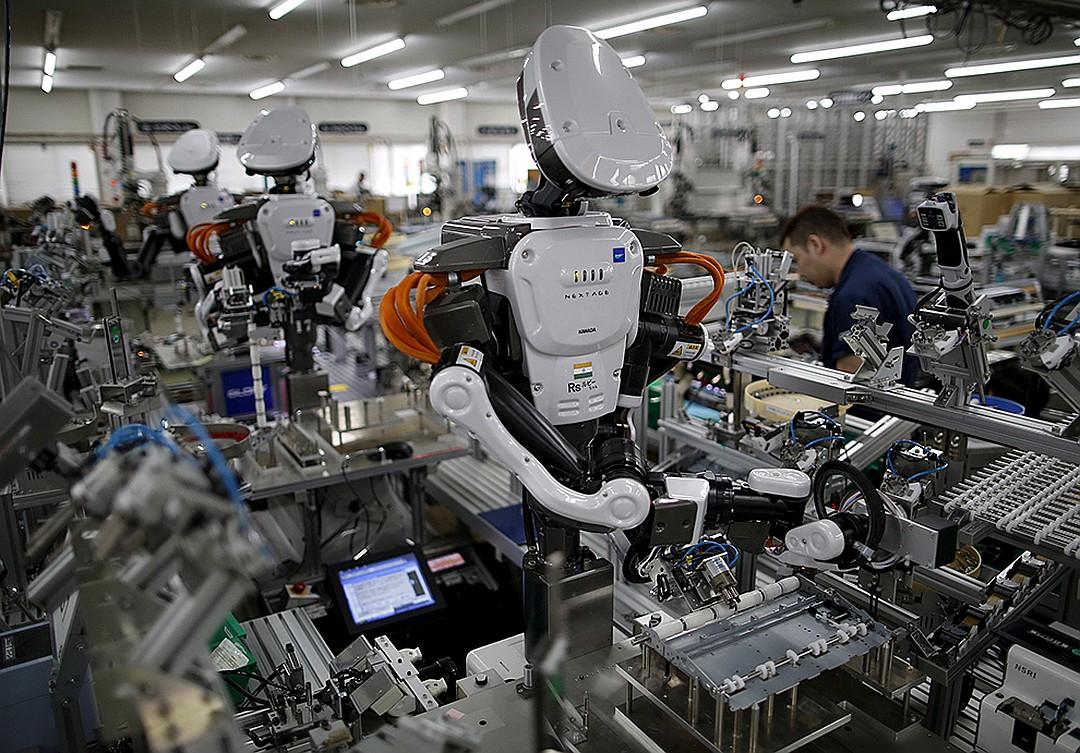 Дайджест аналитического обзора мирового рынка робототехники