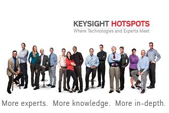 Keysight приглашает на серию семинаров «HOTSPOTS – Основы измерений»