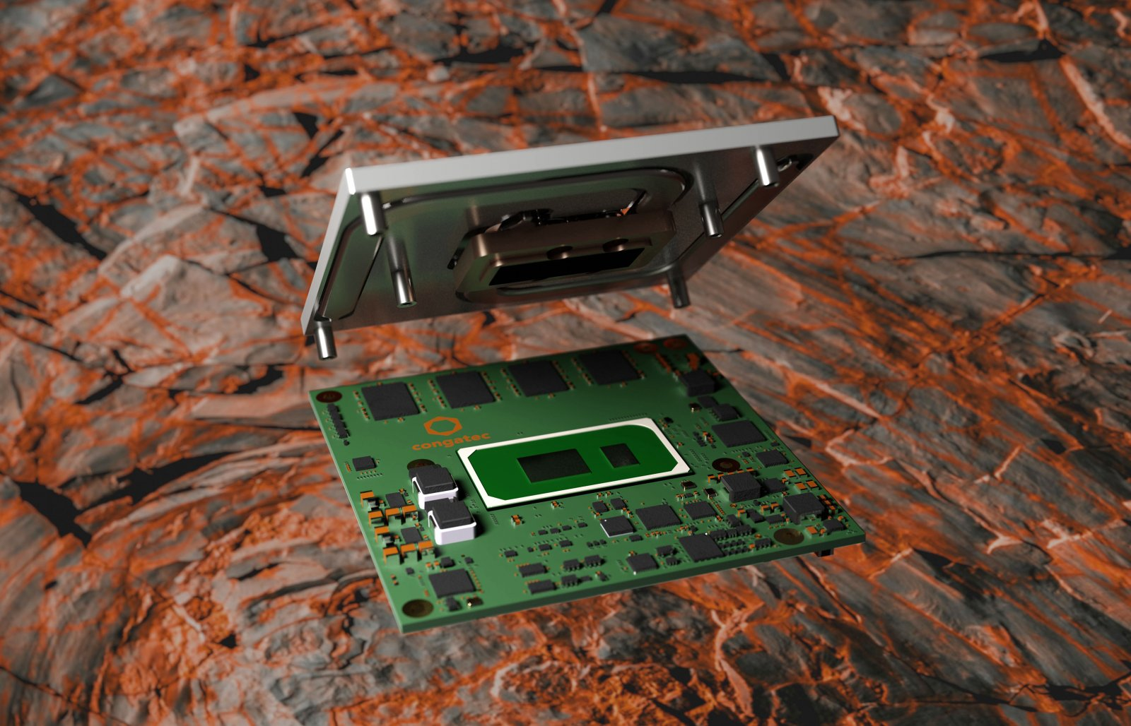 Новые сверхпрочные модули компании Сongatec с запаянной оперативной памятью на процессорах Intel Core 11-го поколения