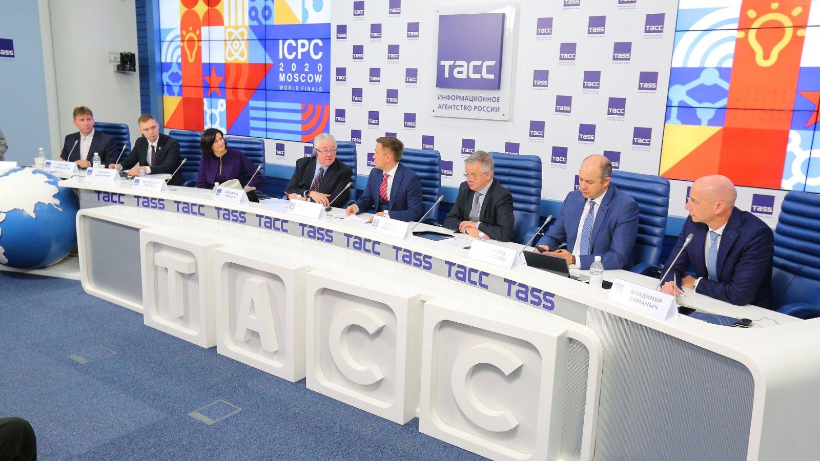 Москва впервые примет финал чемпионата мира по программированию ICPC