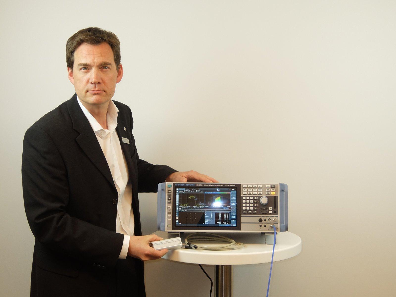 Новые анализаторы спектра R&S FSV3000 и R&S FSVA3000