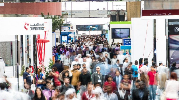 Выставка GITEX Technology Week в Дубае